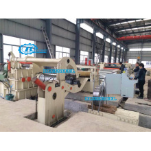 High Speed Energy Saving Cold Coil Sheet CrossCut To Length Line / Automatic PLC Hot Coil Sheet Cross Cut To Length Machine