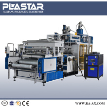 Plastic machines PE stretch film co-extrusion machine