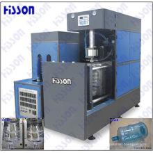 Galón 5 botellas de Pet soplado máquina Hb-Mg90