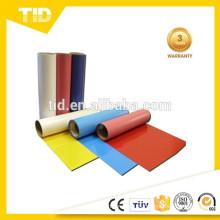 Láminas reflectantes de colores, grado de publicidad, película de superficie de PET, ASTM D4956,3100