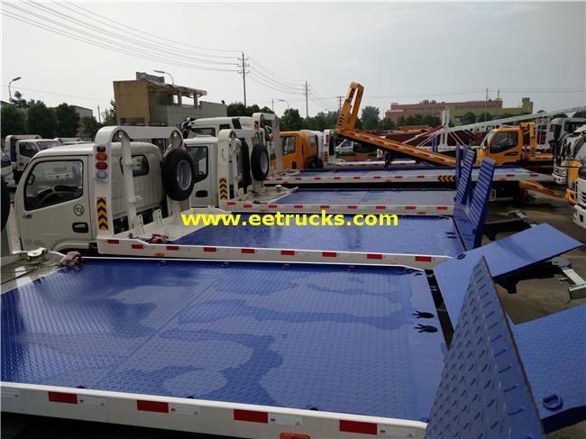 Hydraulic Tow Truck