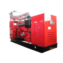 550kw Gas Backup Generator For Power Generator With Ats 3 Phase
