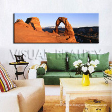 Stone Arch Panoramic Canvas Oil Painting