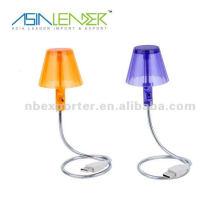 LED Lampe de bureau USB souple Lampe de bureau USB