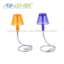 LED Flexible USB desk lamp USB book light