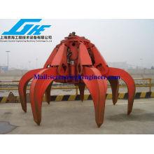 Sucata de aço eletro-hidráulica