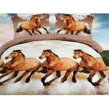 Many horses are running designs duvet cover bed sheet pillowcase bed cover