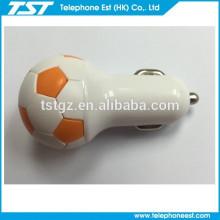 Neues Einzelteil ein Hafen USB-Auto-Aufladeeinheit für intelligentes Telefon / iphone