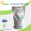 Резиновые акселератор Mbts/дм