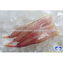 seafood IQF frozen monkfish tail