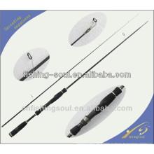 SPR030 graphite canne à pêche blanc canne à pêche weihai oem filature pôle