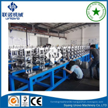 cabinet rack nine fold profile roll forming machine
