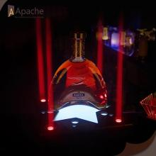 Fast Delivery for Restaurant Displays LED Acrylic Wine Display Base For Bar export to Japan Wholesale