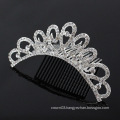 Rhinestone Comb Crystal Bridal Hair Combs