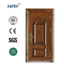 Nouveau design et porte en acier de haute qualité (RA-S066)