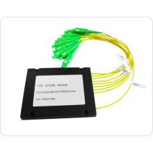 FTTH, CATV Wavelength Division Multiplexer DWDM