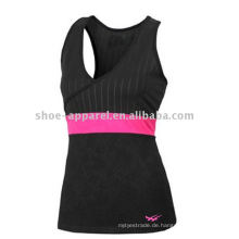 Made in China Frauen Yoga Form tragen, Fitness-Top, Yoga-Tank