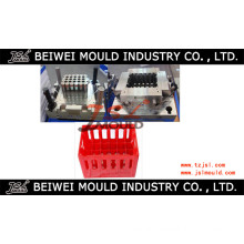 Customized Plastic Injection Beer Crate Mould