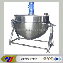 Elevated Steam Heating Jacketed Kettle