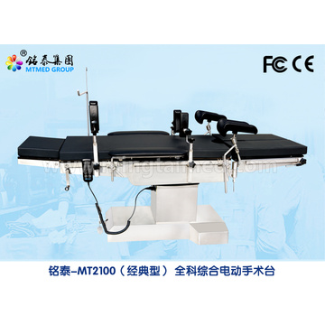 Hospital multifunction operation table