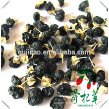 bayas de goji negro / wolfberry negro / Lycium ruthenicum murr fruta dulce de las tierras altas