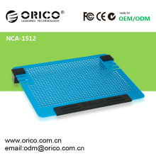 All new dual fans All aluminum 14inch laptop cooling pad ORICO NCA1512 cooling pad