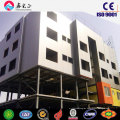 Steel Multi-Storey Apartment House (SS-16130)