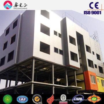 Maison en acier multi-étages (SS-16130)