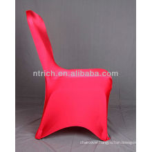chair fashion cover,Lycra/Spandex chair cover with sash for wedding and banquet