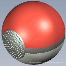 2016 Nouvelle Arrivée Pokemon Aller Balle Bluetooth Haut-Parleur avec TF Carte FM Radio Fonction