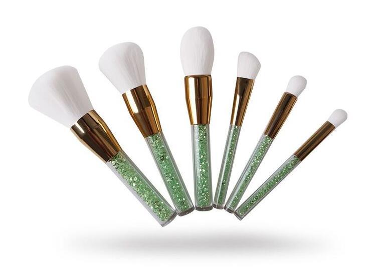 6pcs Makeup Brush Set