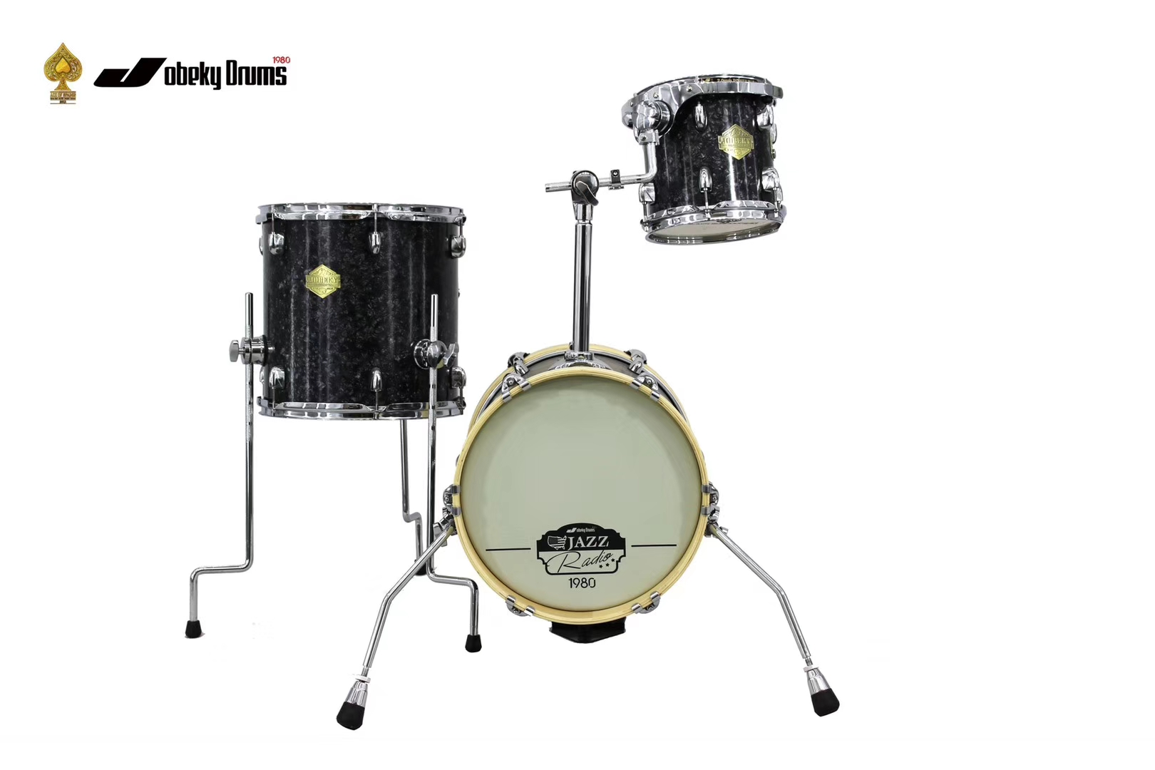 Birch Acoustic Drum Set