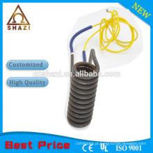 Elemento de aquecimento de bobina elétrica de alta qualidade