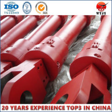 Long Stroke Telescopic Hydraulic Cylinder for Marine