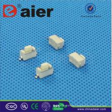 Daier KFC-003D 3 * 6 * 5 Weiße Taste SMD 2 Pins Tastschalter