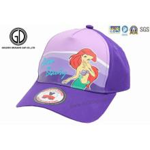 El visera cómodo del béisbol de la historieta divertida embroma el casquillo de los sombreros animales del bebé