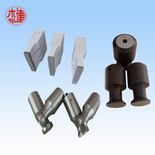 Ultrasonic titanium horn for welding machines