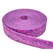Guangzhou 3/4 Iinch gemustert beschichtet Gurtband Pet Produkte Pferd führen Seil