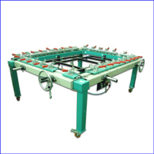 Pnematic Silk Screen Stretching Machine for Mesh