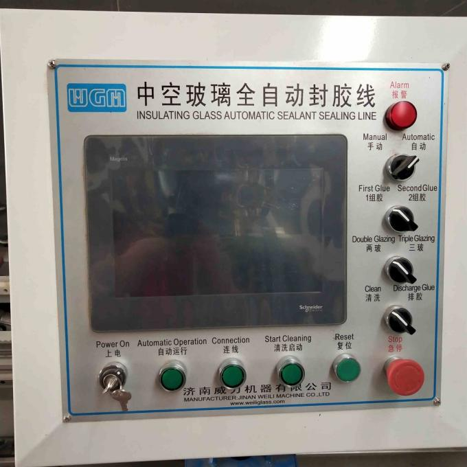 automatic sealant sealing robot