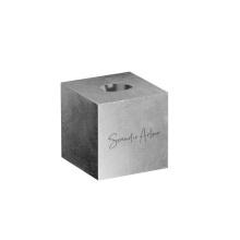 Soporte de acero inoxidable personalizado para mecanizado CNC