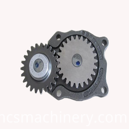 Pc300 Oil Pump