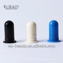 Tetina de conta-gotas de PVC colorido