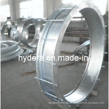 Vortex Stahlkupplung für Rohre