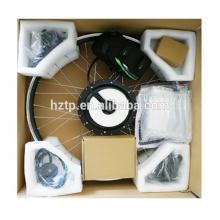 Motor elétrico do cubo de roda 250W / 350W / 500W / 750W / 1000W com kit de conversão de cabos à prova d'água