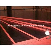18-миллиметровая черная пленка для строительной фанеры, бетонная опалубка в строительстве