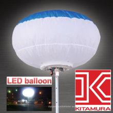 Fiable, brillante y eficiente para el trabajo nocturno KLE-100 Led proyector de globo. Fabricado por Kitamura Industry. Hecho en Japón