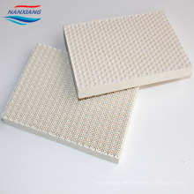 Honeycomb Ceramic burner Plate used for burners