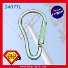 2407TL монтаж стальной кованый крюк безопасности