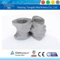 Removable Twin Screw Extruder Barrel of Nanjing Tengda